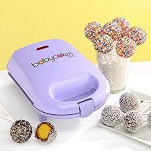 Baby cakes mini cake pop maker